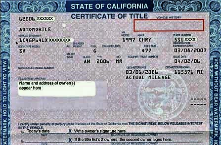 Dmv Release Of Liability >> Lost Car Title | Replacement Title | Sell Car Without Title