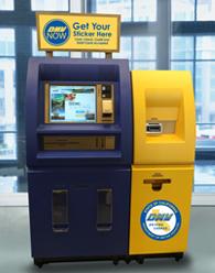 DMV Kiosk Reduce DMV wait times